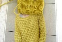 crochet et tricot : pulls et gilets