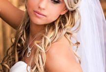 Wedding hair & makeup / by Jessi Lapano