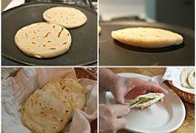 Basic cooking skills and mixes
