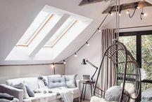 loft stue