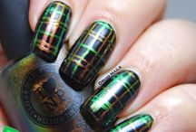 Fun for all Nails: Plaids