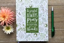 Journals and Stationery
