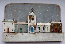Iglesias madera