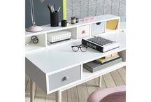 Interiors - Children's Desks / Interiors - Children's Desks, bedroom, playroom.
