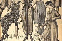Fashion 1910-20