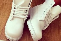 Shoes, White