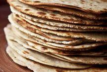 Tortillas quinoa