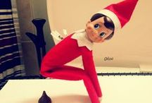 Elf on shelve ideas. / Elf on shelve ideas / by Amber Heath