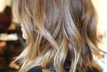 GET YOUR HAIR DID / Healthy hair, balayage, dip dye, shiny, well conditioned, strands of gorgeousness!