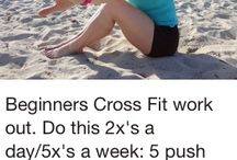 CroSs FiT CaPeRs / by Mrs C