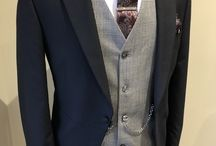 Classic contemporary morning suits