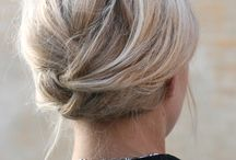 Updo / by Honeycomb Salon