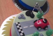 Car Cakes For Boys