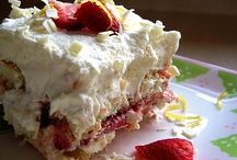 Recipes - desserts / by Ruth Krakosky