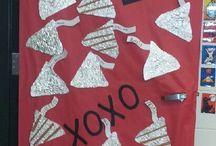Classroom Door decorating