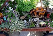 Fairy Gardens & Tips / Fairy Gardens,craft and more