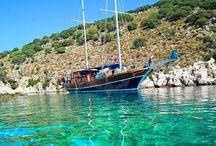 ALI UGUR / #gulet, #yacht, #bluevoyage, #yachtcharter,  www.cnlyacht.com