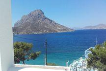 Dovolená Řecko - ostrov Kalymnos