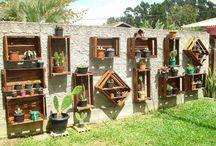 Artă pentru grădină