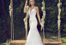 Wedding bridal fashion style / by MELISSA