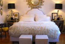 bedroom decor / bedroom
