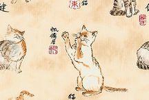 "Oriental Traditions 3 by Robert Kaufman / Robert Kaufman Fabrics - ""Oriental Traditions 3"" by Luana Rubin"