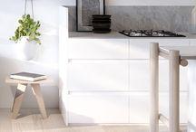 Køkken / Idéer til vores nye køkken
