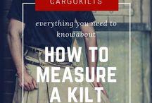 Kilts - Cargo and Tartan Kilts