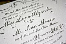 Wedding Announcements / by Kaylyn Burton
