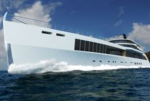 Inspiration for Superyacht