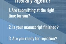 Writing Tips - Submitting to a Literary Agent