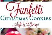 Christmas desserts and recipies