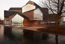 Architecture / by Lukas Thiel