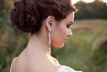 Wedding hairstyles, Up Do / by Loan Nguyen
