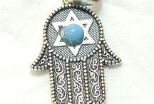 Silver Jewelry / http://torgsynjewelry.com/jewelry/silver-jewelry/new-925-silver-judaic-hamsa-pendant.html