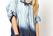 Denim wash and other patterns for kurta