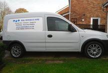 Company Van / Our new van!