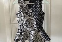 dress batik modern fashion