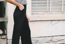 Trendy bitch '17 - culotte, metallic etc.