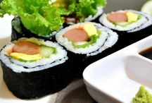 "Japanese Food / Delicious Japanese culinary from ""Nagoya Fusion Restaurant"" in Jogja, Indonesia"