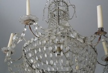 chandelier  / by Megan Diekema
