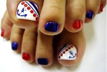 Nails/toes / by Tracie Elmendorf