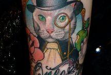 PRETTY IN INK : COLOR / Tattoo artwork