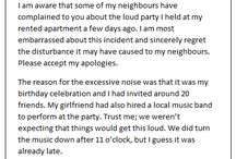 How To Write A Apology Letter To A Customer Letters From Home Room Lettershomeroom On Pinterest