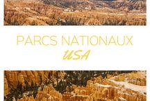 Parcs Nationaux | USA