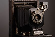 Old camera/ cameras / by Fleur McMullin