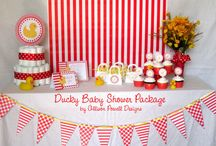 { baby showers } / by Ashley Sanders