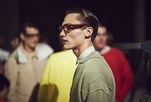 SS15 BACKSTAGE / BEHIND THE SCENE / by Canali