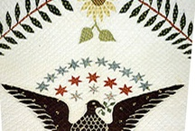 Fabric Designer Barbara Brackman Moda / This is the place to go to for everything Civil War. She has interesting comments, patterns, and fabrics for those looking for Civil War inspiration.