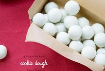 Cookie and cake balls / by Trish K.
